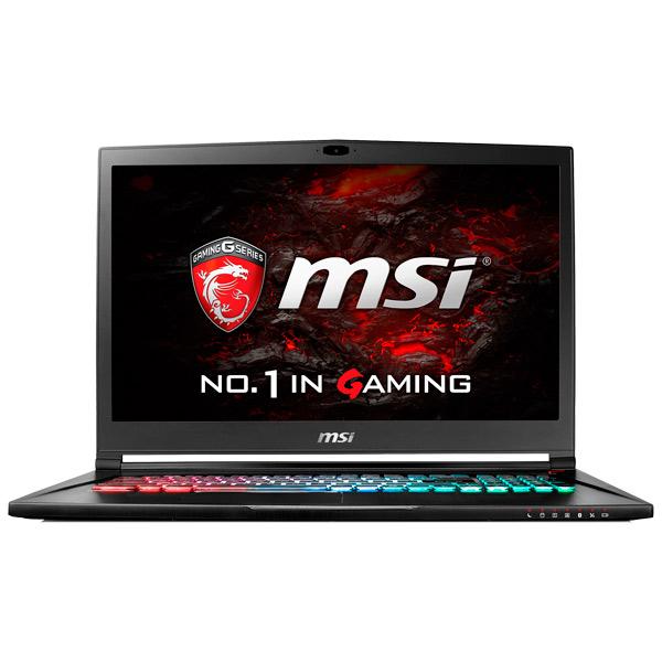 Ноутбук игровой MSI GS73VR 6RF-036RU