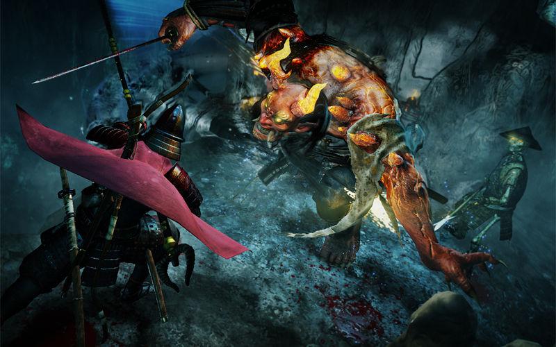Состоялся релиз Nioh на PlayStation 4