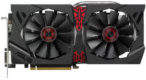 Видеокарта ASUS Radeon R9 380 PCI-E 256bit GDDR5 4096Mb