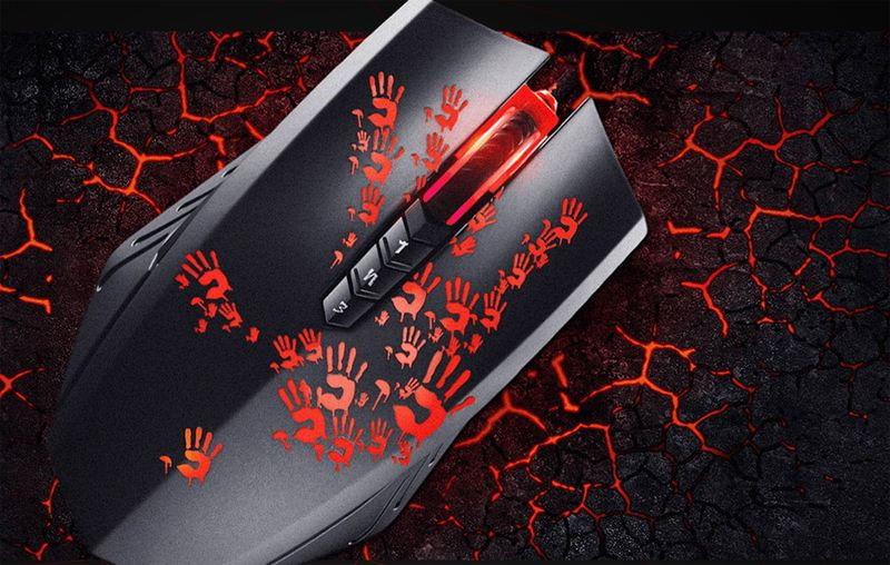 Обзор игровой мыши A4Tech Bloody A60