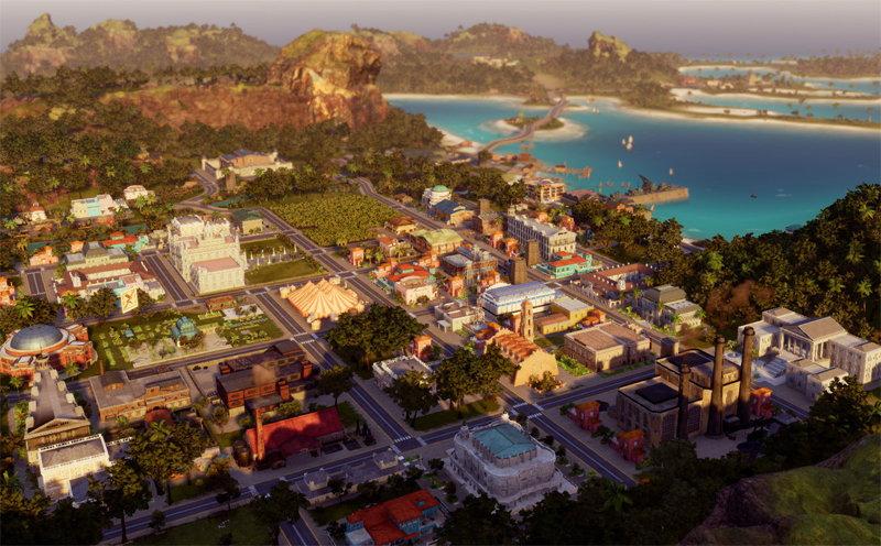 На выставке Е3 состоялся официальный анонс Tropico 6