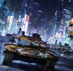 Анонс Armored Warfare на PlayStation 4