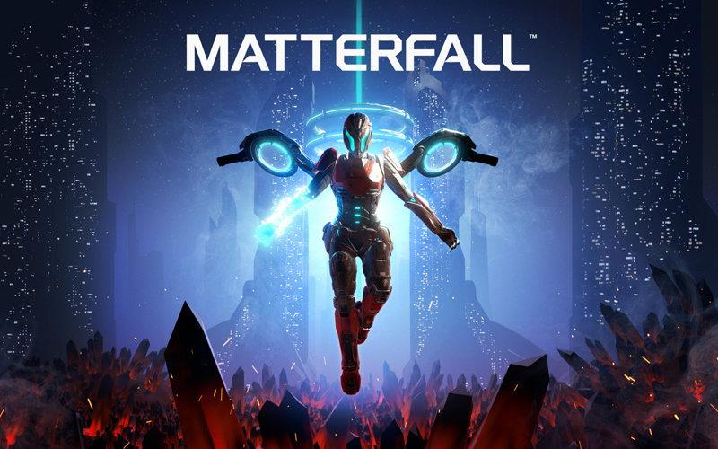 Шутер Matterfall уже доступен на PS4