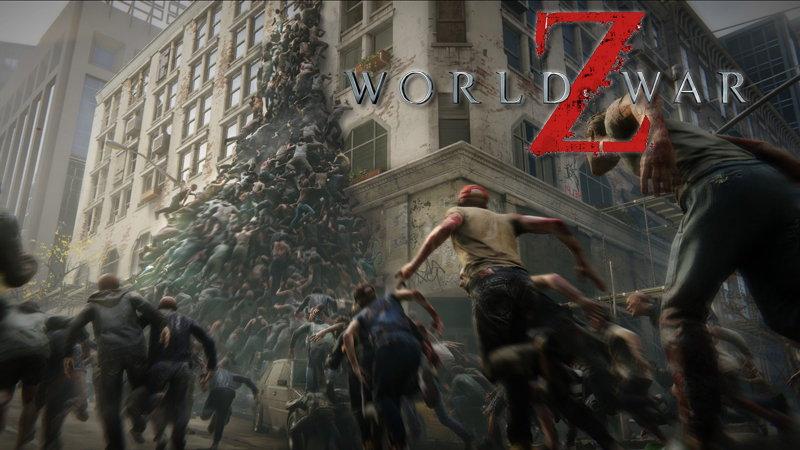 Анонсирована игра по «Войне миров Z»