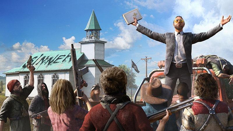 Дата выхода Far Cry 5, системные требования