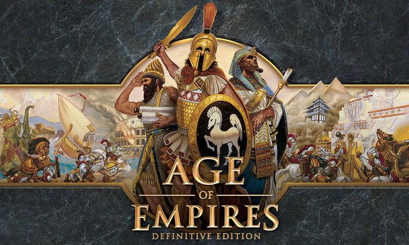 Состоялся релиз Age of Empires: Definitive Edition
