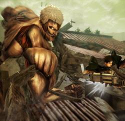 Дата выхода Attack on Titan 2