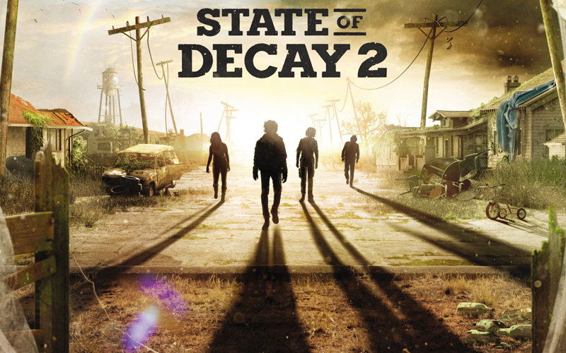 Дата выхода State of Decay 2, системные требования