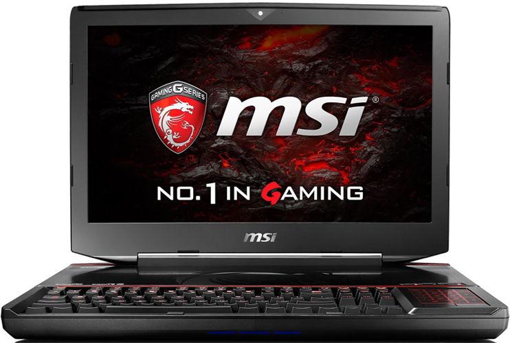 Новые ноутбуки от компании MSI с процессорами Intel Core i7 и i9