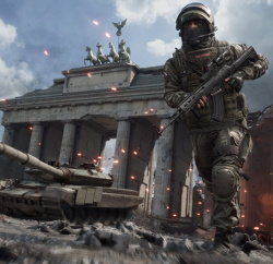 Новое видео геймплея World War 3