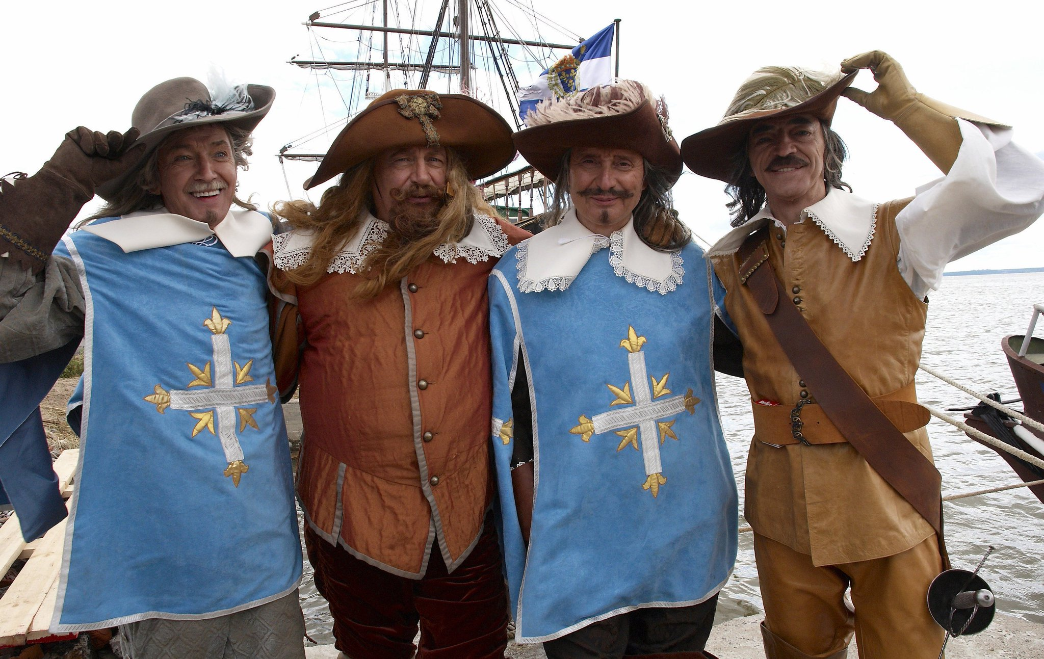 надеются картинки четыре мушкетера чтобы избавиться